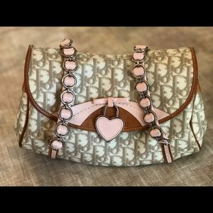 Christian Dior Romantique Bow Bag